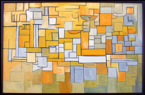 Mondrian No.10